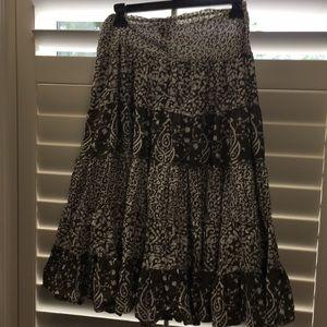 Long skirt size 1